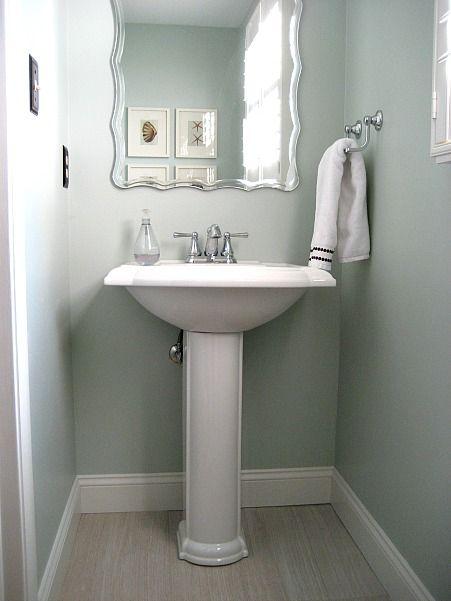 133 best Paint Colors for Bathrooms images on Pinterest