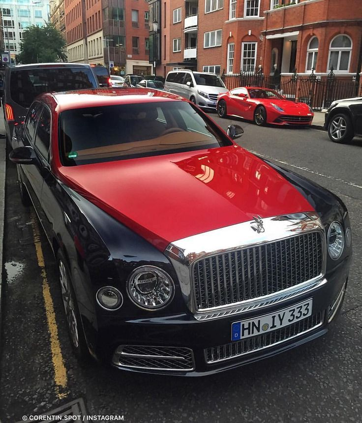 Luxury Cars Bentley Car Cars: Mulsanne•Flying Spur•Bentayga Images