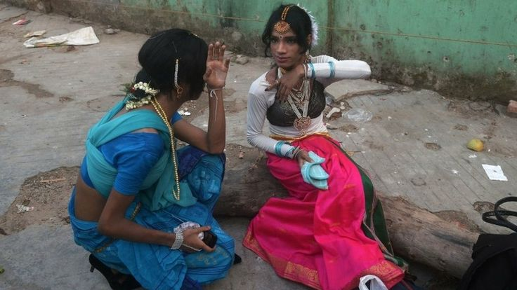 ARTICLE - India court recognises transgender  people as third gender. (I think they mean Hijra which are a third gender. Calling them transgender imposes a Western understand of gender on their culture.)