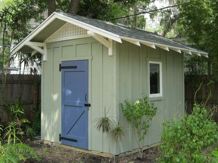 Fresh exterior solution ideas using board and batten for Exterior shed doors design