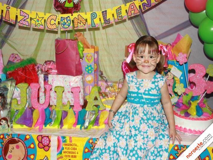"""Distroller""el cumpleaños de Julia Becker"