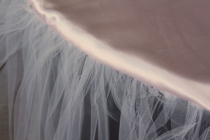 Girl. Inspired. {sewing, crafts, party inspiration}: Tutu Tablecloth - Tutorial