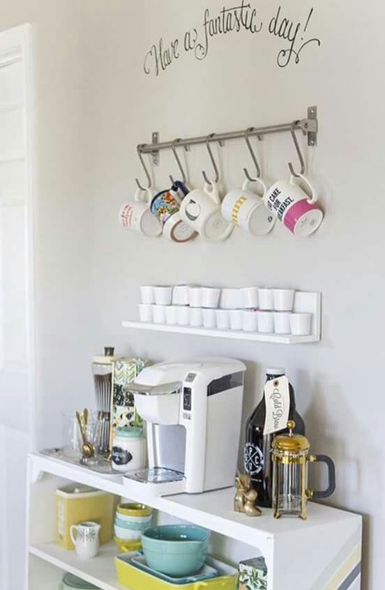 Awesome Cafe Decor for Kitchen