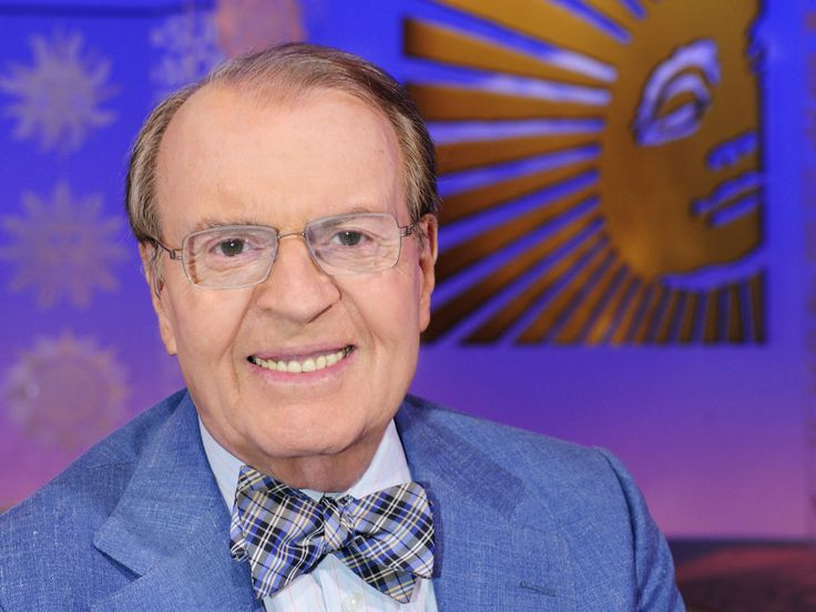 """Longtime """"CBS Sunday Morning"""" anchor Charles Osgood to receive Lifetime Achievement Emmy October 2017"""