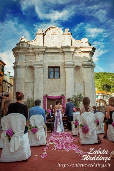 Wedding in Italy, Liguria, La Spezia. http://zabelaweddings.it