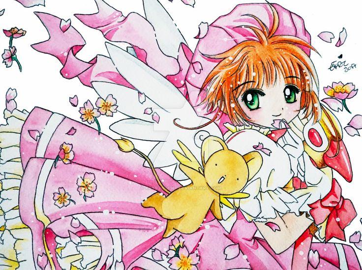 Card Captor Sakura by Krystal89IT.deviantart.com on @DeviantArt