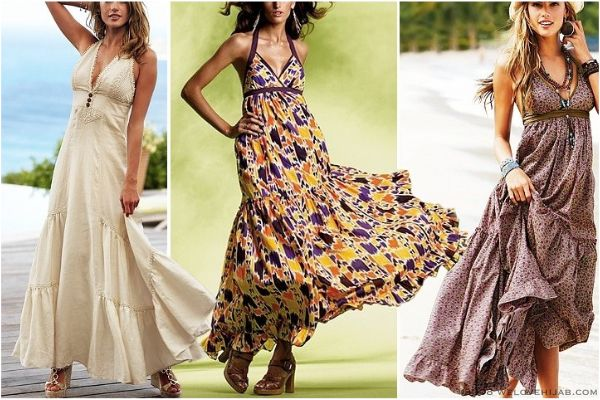 great dresses for a summer festival or pickin' party~