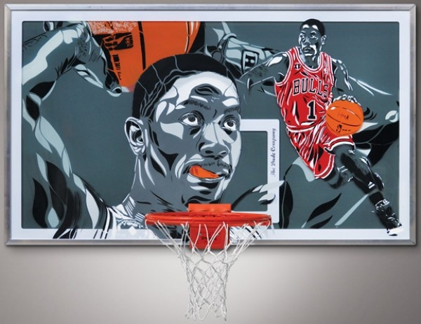 The Art of Basketball, Artists - A SPORTING LIFE
