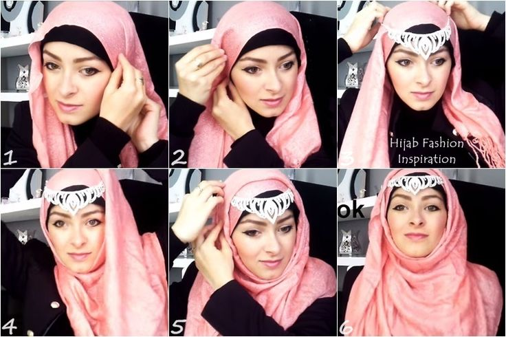 This is a gorgeous hijab tutorial, beautifully styled with a head jewel for any occasion, you can style it with all kinds of jewels and head pieces. It's so easy and can be created within 3 minutes. With no further…