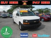 2008 Chevrolet Express Work Van  Used cars for Sale at Coral Group Miami   Buy Here Pay Here  $10990