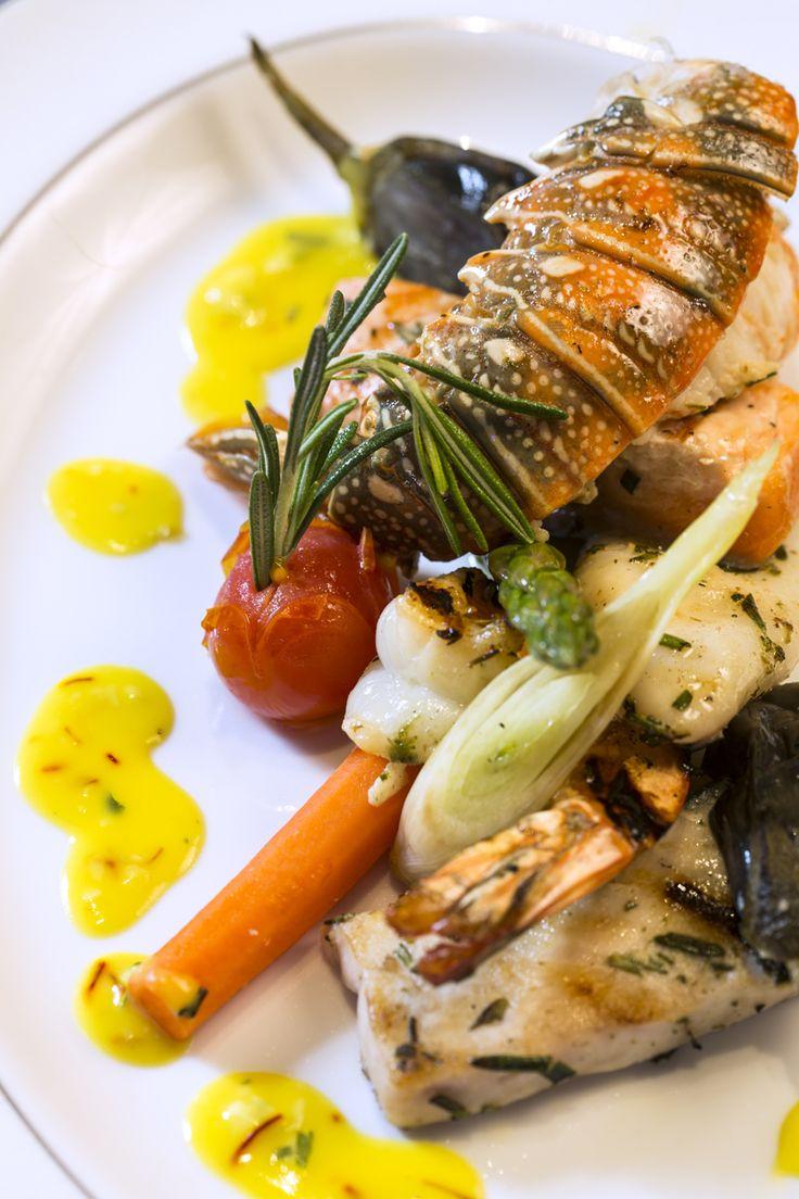 Savor the creative creations of our dedicated chefs at Four Seasons Riyadh Hotel. #Food #Hotel