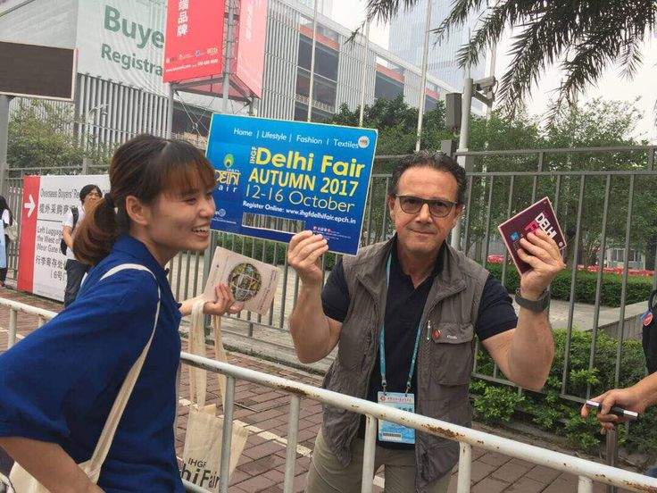 EPCH Promotional Campaign and Road Show for the promotion of forthcoming IHGF Delhi Fair (Autumn) 2017 is being organized during China Import & Export Fair 2017 (Canton Fair) from 23rd to 27th April, 2017. — in Guangzhou, China.