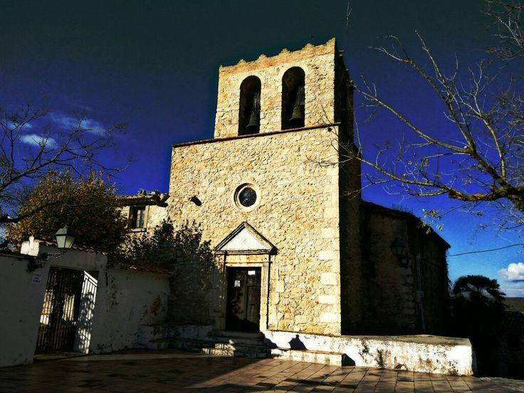 Iglesia de Olivella