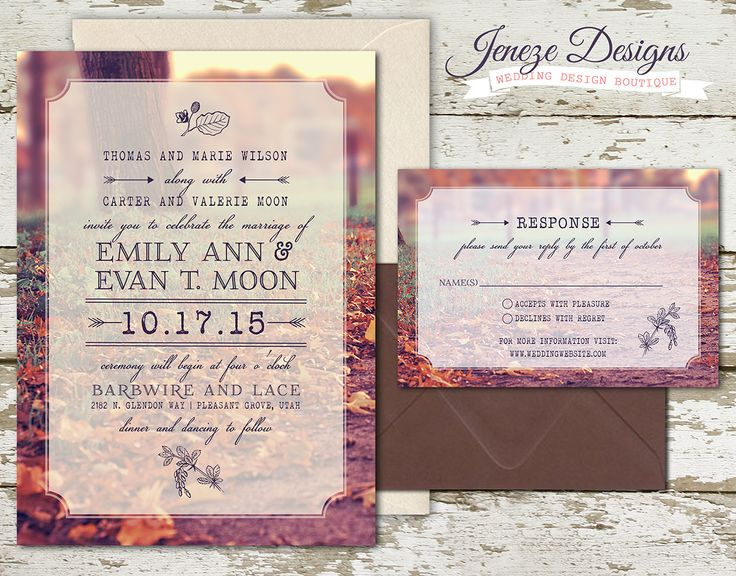 37 best Jeneze Designs Wedding Invitations images on Pinterest