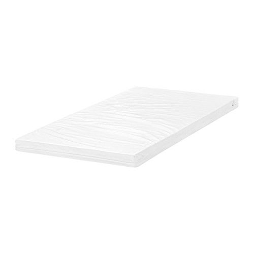 IKEA VYSSA SLAPPNA Mattress for junior bed White 70x160 cm The cover can be machine washed which helps keep a hygienic sleeping environment for your child.
