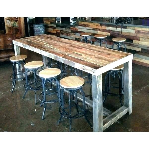 Account Suspended In 2020 Wood Bar Table Reclaimed Wood Bars Pub Table Sets
