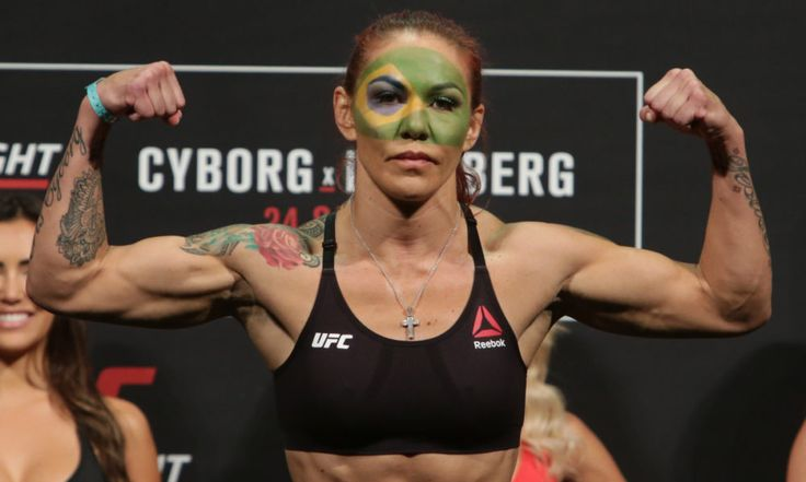 """Brazilian Commission let Cris 'Cyborg' weigh-in slightly over 141 limit = With all the focus last week on the tough weight-cut of Cris """"Cyborg"""" Justino, it appears the athletic commission had some mercy on her come last Friday morning.  Nutritionist George Lockhart was working with....."""