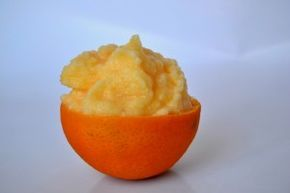 Sorbetto arancia 2