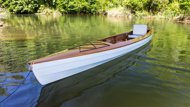 "- Description - How to Order - Specifications Note: The Sea Dart is not eligible for free shipping. Thoreau once wrote that wherever there's a channel for water, ""there is a road for the canoe."" From"