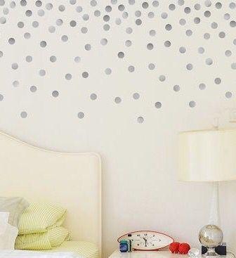 Delightful Best 25+ Polka Dot Wall Decals Ideas On Pinterest   Gold Dot Wall, Polka Dot  Nursery And Polka Dot Bedroom