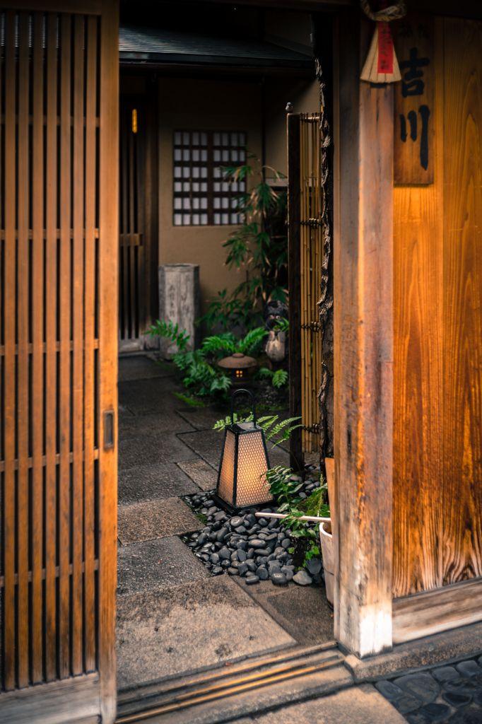Dining experience and hospitality Yoshikawa Inn KYOTO,JAPAN