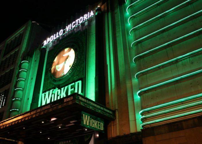 comédies musicales à Londres