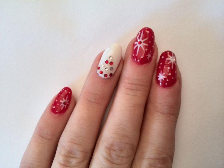 Christmas nails 2 #nails