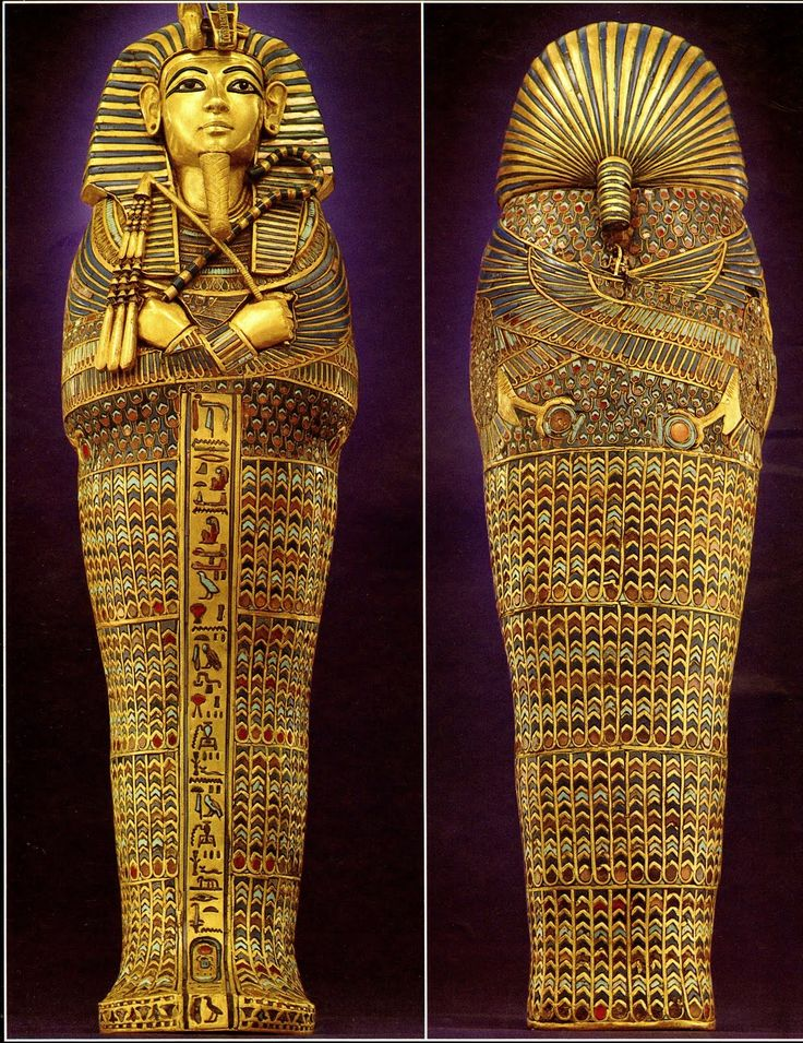 King Tut's Sarcophagus Whole Body | ... terrible events occurred after the discovery of king tut s tomb legend