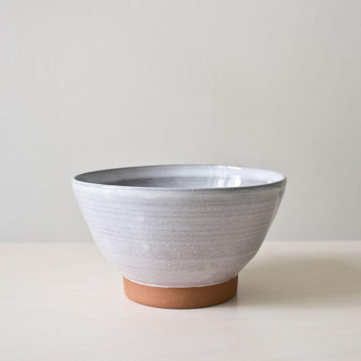 Lavender ceramic bowl – HNST.LY