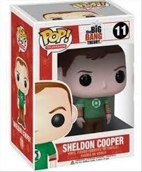 Figura Sheldon Cooper - The Big Bang Theory
