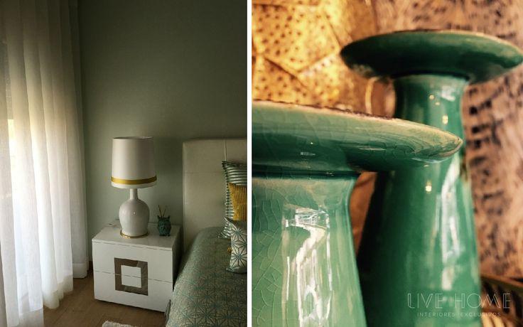 Projecto de decoração integral de apartamento em Riba Mar – Lourinhã. Acompanhamento e seleção de materiais; para remodelação, #Design e montagem de #mobiliário, #sofás, #cadeirões, #iluminação, #tapetes, #cortinados, #papéisdeparede, #tecidos, peças de #decoração e #complementos. Destaque para as marcas em papel de parede #robertocavalli, Tecidos #aldeco. #livehome #interiores #green #tendencias #2017 www.livehome.pt