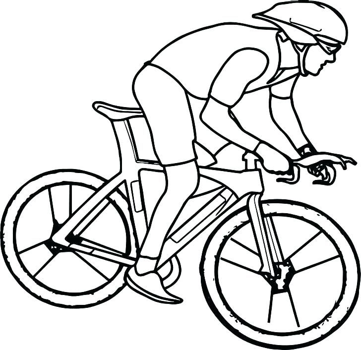 Bmx Coloring Pages Bicycle Coloring Pages Bike Coloring Pages