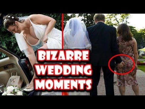 Most Bizarre Wedding Moments