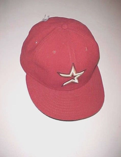 sports shoes d309d 60f87 ... official houston astros star logo mlb adult unisex baseball brick pantone  cap 7 1 4 new