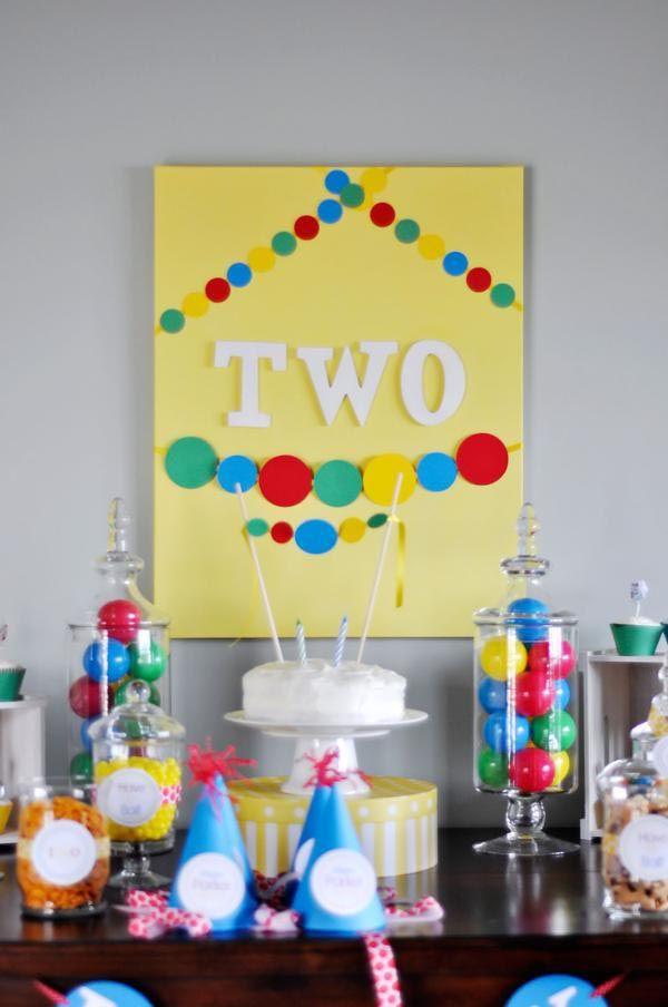 Toddler Boy Birthday Party Themes