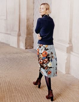 Find a Classic Pencil, A-line or Other Great Skirt at Boden USA | Boden