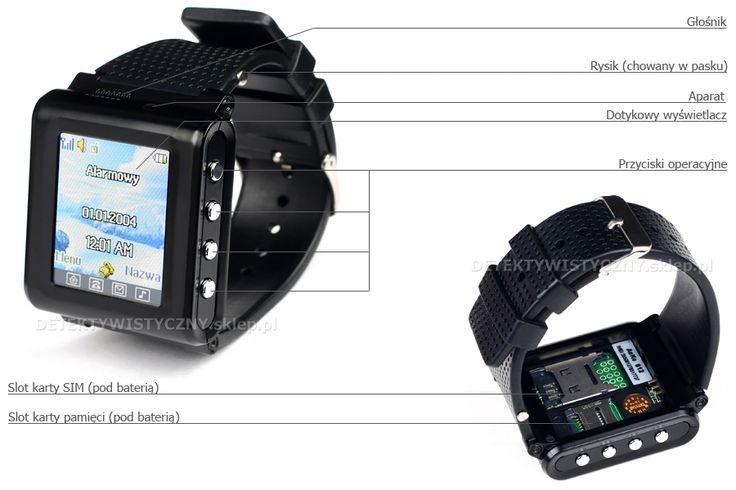 Celulares Baratos Reloj Celular Desbloqueado De Fabrica - $ 299.00