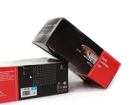 """Packaging Tenda """"New Lamps"""" - 169 Design"""