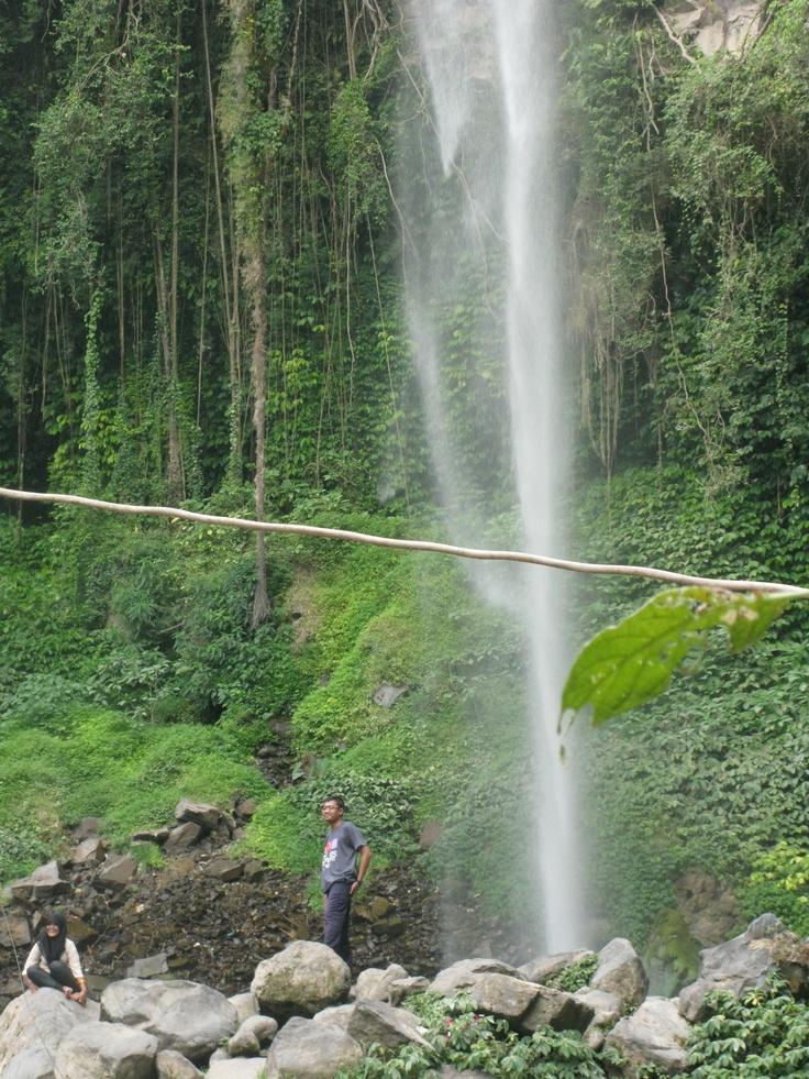 Cemoro Sewu water falls