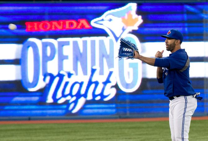 2013 Toronto Blue Jays Home Opener - My thoughts on Game 1.