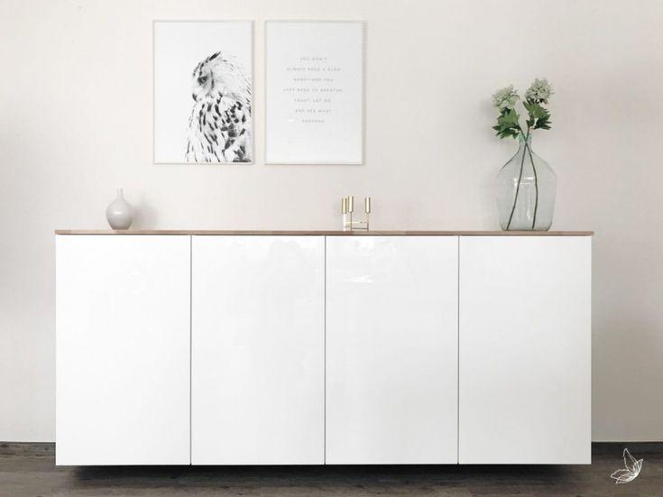 13 metod küchenschrank | ikea hack wohnzimmer