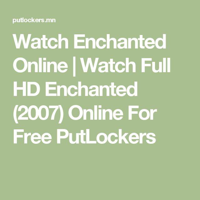Watch Enchanted Online | Watch Full HD Enchanted (2007) Online For Free PutLockers