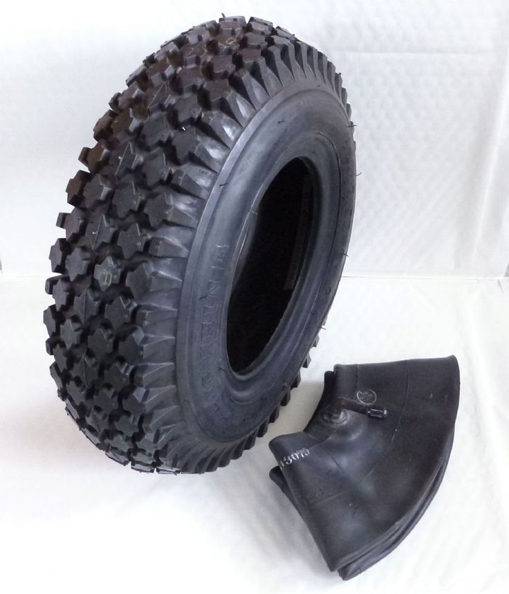 Lawn Mower Tires and Tubes