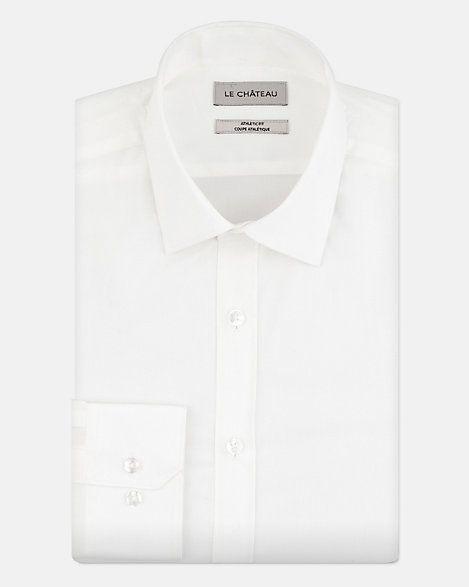 Chemise blanche - Le Château