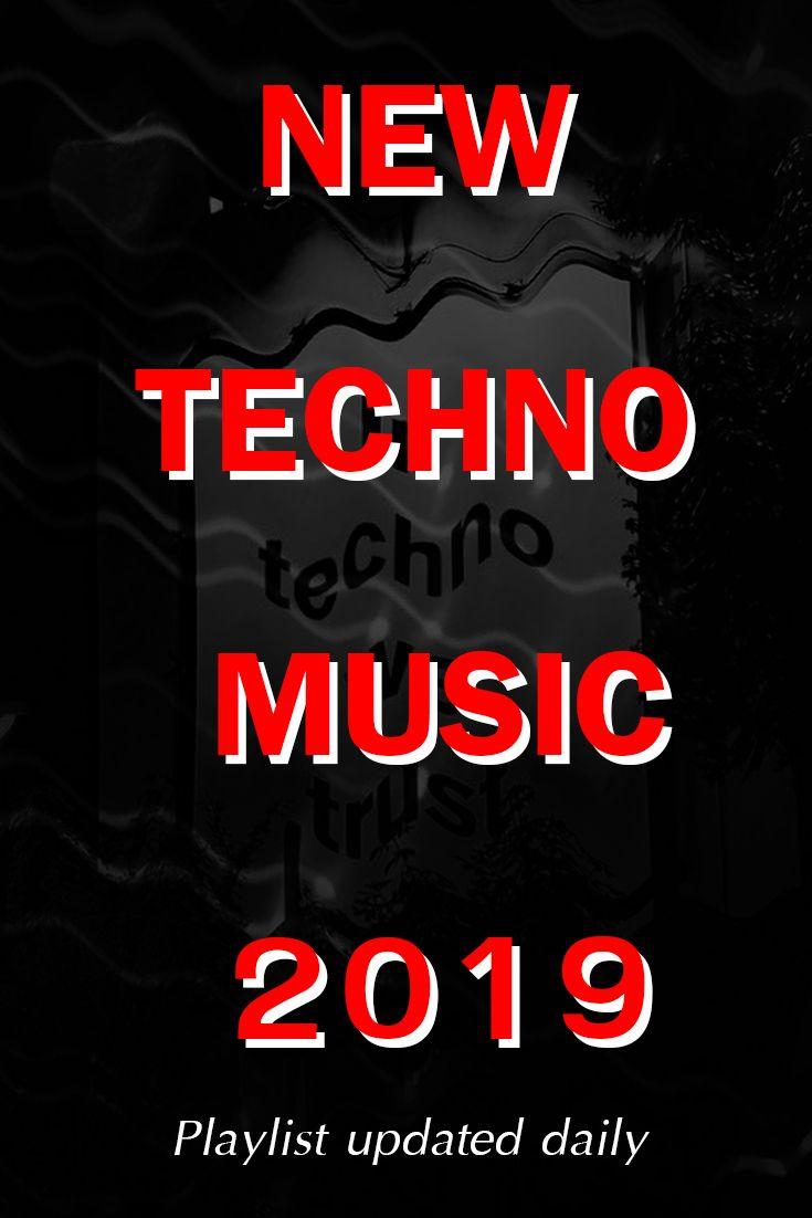 New techno music , acid techno music , dark techno , proper