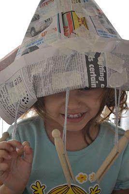 DIY Acubra Hat - 10 Aussie Activities for Kids!