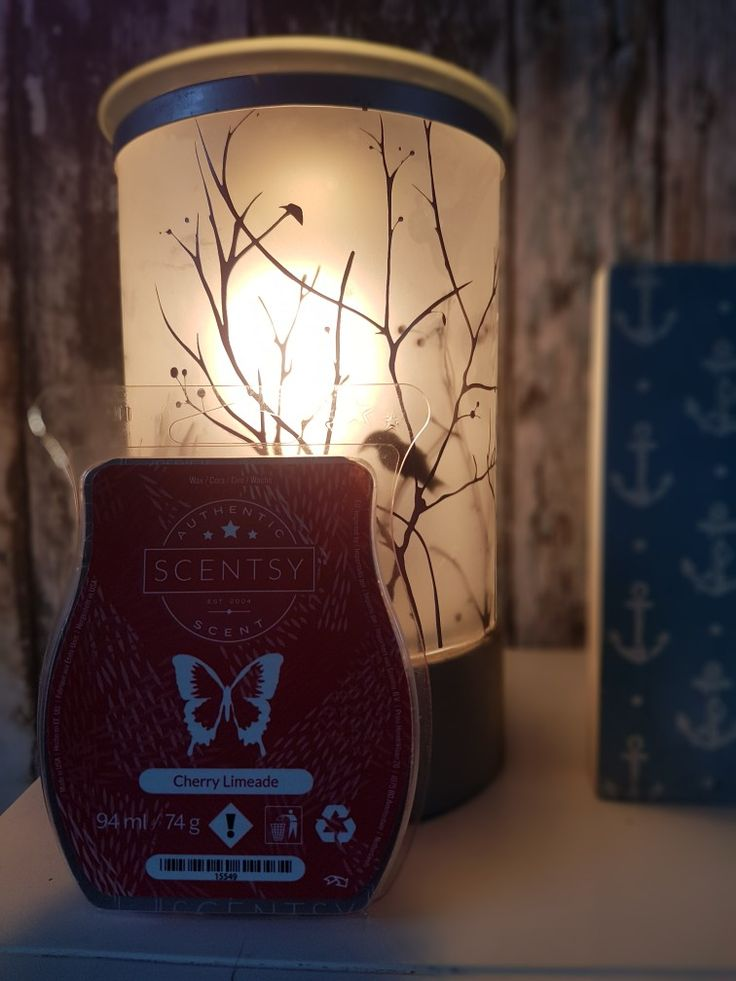 My favourite fragrance #thescentsylife #cherrylimeade #leannesmellsthescent #flamelessfragrance