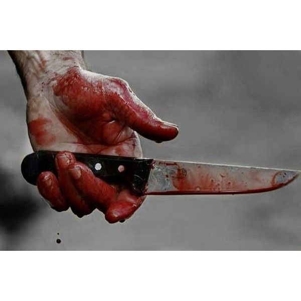 Murders ❤ liked on Polyvore featuring weapons, backgrounds, images, blood, people and filler