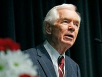 BILOXI, Mississippi — A key staffer for Sen. Thad Cochran's (R-MS) re-election campaign was fired after he was arrested and accused by police of stealing campaign signs for Cochran's primary opponent, state senator Chris McDaniel.