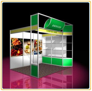 High Quality Standard Exhibition Booth - China Exhibition Stand, Display Stand | Made-in-China.com Mobile
